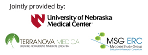 Sponsored by The University of Nebraska Medical Center, TerraNova Medica, and The MSG Education & Research Consortium